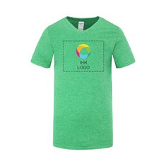 Gildan® SoftStyle T-Shirt mit V-Ausschnitt