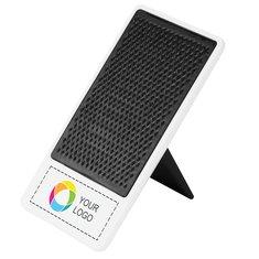 Flip mobilhållare med fyrfärgstryck
