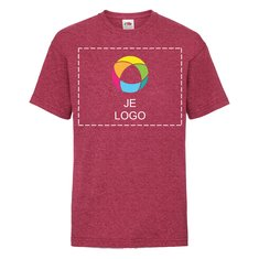 Fruit of the Loom® Valueweight kinder-T-shirt