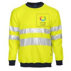 Sweatshirt EN ISO 20471 classe 3 de Projob