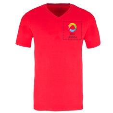 Elevate™ Kawartha kortärmad T-shirt med V-ringning i herrmodell