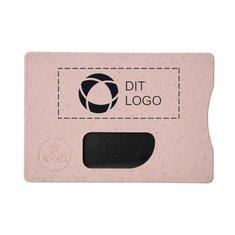 Bullet™ RFID kortholder i hvedestrå