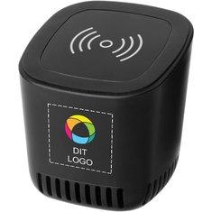 Avenue™ Jack Bluetooth® højttaler og trådløs ladningsplade i fuldfarvetryk