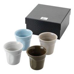Set à espresso gravé au laser Seasons™
