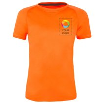 Camiseta Cool Fit Niagara de Elevate™ para niños