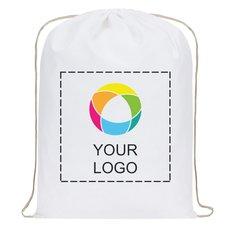 Cotton Premium Rucksack, Ink Printed