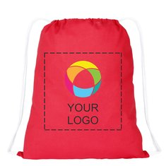 The Condor Cotton Ink Printed Drawstring Cinch
