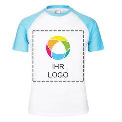 Herren-T-Shirt Funky von Sol's®, Kurzarm