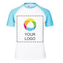 Kortärmad Sol's ™ Funky T-shirt i herrmodell