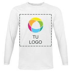 Camiseta de manga larga Super Premium de Fruit of the Loom®