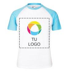Camiseta de manga corta Funky de Sol's® para hombre