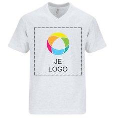 Sol's® Victory Heren T-shirt met Korte Mouw en V-hals