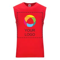 Camiseta sin mangas para hombre de Fruit of the Loom®