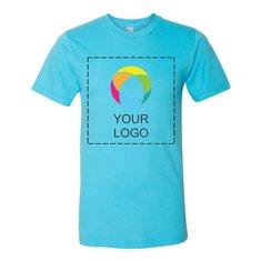 T-shirt en jersey fin American ApparelMD