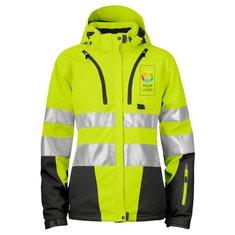Projob EN ISO 20471 klasse 3/2 polstret jakke til damer