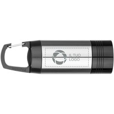 Torcia mini lanterna Avenue™ con incisione a laser