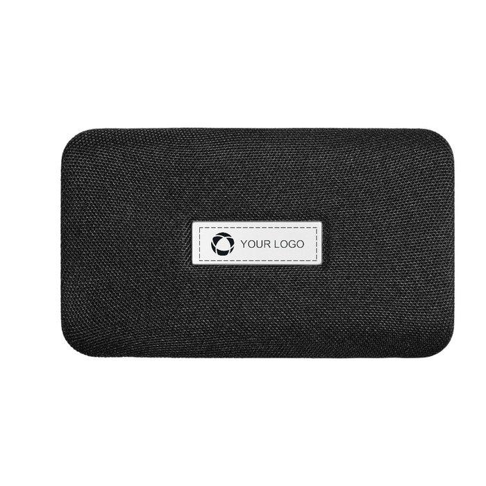 Avenue™ Palm Bluetooth® Speaker With Wireless Power Bank