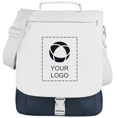 Vertical Single Colour Print Conference Bag