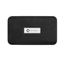 Avenue™ Palm Bluetooth®-högtalare med trådlös strömbank