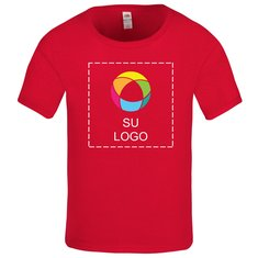 Camiseta juvenil Fruit of the Loom® SofSpun