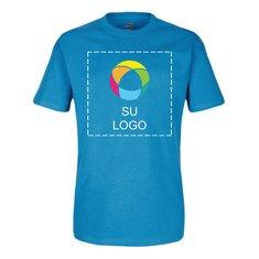 Camiseta juvenil de manga corta Hanes® Tagless®