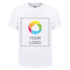 Fruit of the Loom® 100% Katoen Kinder-T-shirt