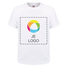 Fruit of the Loom® 100% Katoen Kinder-T-shirt