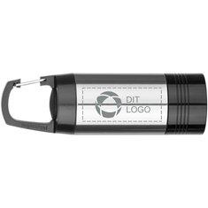 Avenue™ mini-lygte med laserindgravering