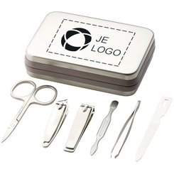 Bullet™ 6-delige manicureset