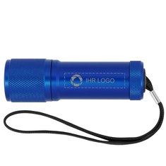Lasergravierte Taschenlampe Mars von Bullet™ als Werbegeschenk
