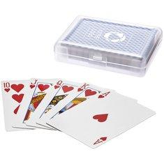 Cartes à jouer avec étui Reno de Bullet™