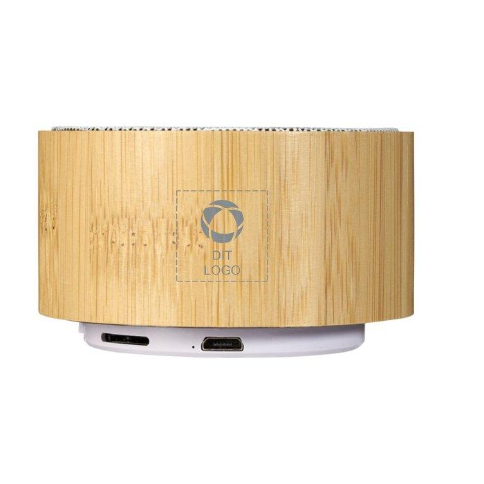 Avenue™ Cosmos bluetooth-højttaler i bambus