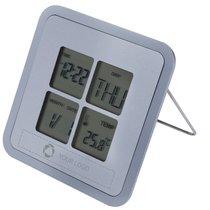 Desk Alarm Clock Laser Engraved