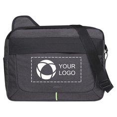 "Avenue™ Power Stretch 17"" Laptop Messenger Bag"