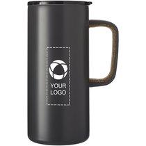 Mug à isolation sous vide et intérieur en cuivre Valhalla d'Avenue™