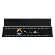 Haut-parleur/support Bluetooth® Blare de Bullet™ imprimé en couleur