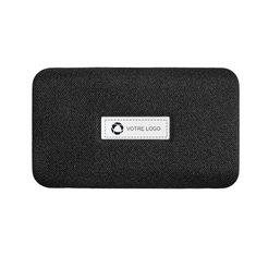 Haut-parleur Bluetooth® avec batterie externe sans fil Palm d'Avenue™