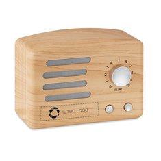 Altoparlante Bluetooth® in legno Jackson