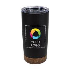 Color Splash Cork Tumbler – 20 oz.