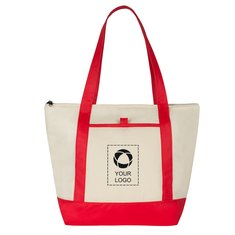 Bullet™  Lighthouse Non Woven Cooler Tote