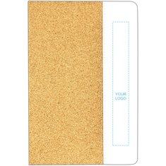 JournalBooks™ A5 Size Cork Notebook
