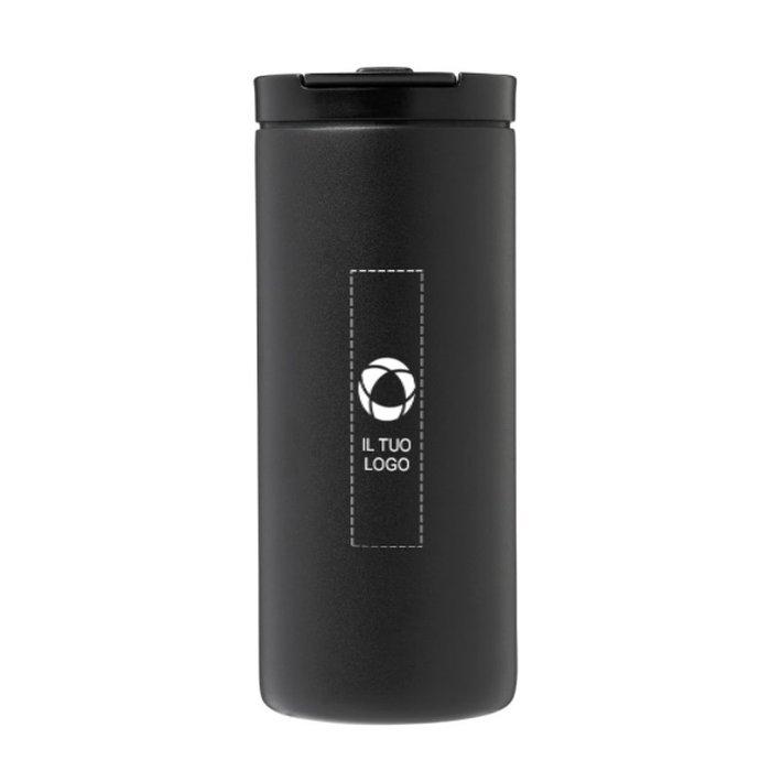 Bicchiere termico con isolamento sottovuoto in rame Lebou Avenue™ da 360 ml