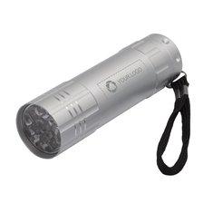 Lampe de poche gravée au laser Leonis