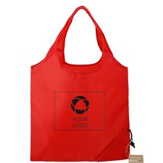 Bungalow Recycled Foldable Shopper Tote