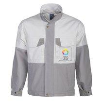 Projob Cordura® Reinforced White Jacket