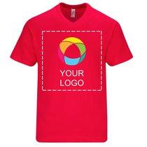 Herren-T-Shirt mit V-Ausschnitt Victory von Sol's®, Kurzarm