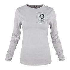 Slazenger™ Curve Women's Long Sleeve T-Shirt