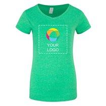Maglietta con scollo a V da donna Gildan® SoftStyle