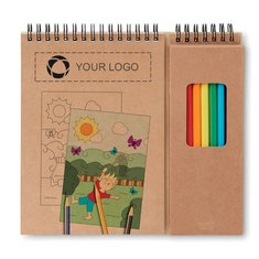 ColorPad Colouring Set