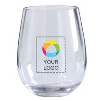 2 Piece Set Triton Stemless Wine Glass